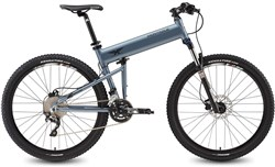 Image of Montague Paratrooper Highline 2016 Folding Bike