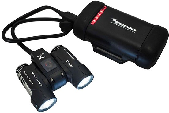 Image of Moon ADJ 1300 Rechargeable Front Light