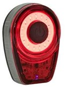 Image of Moon Ring Rechargeable Rear Light - 25 Lumens