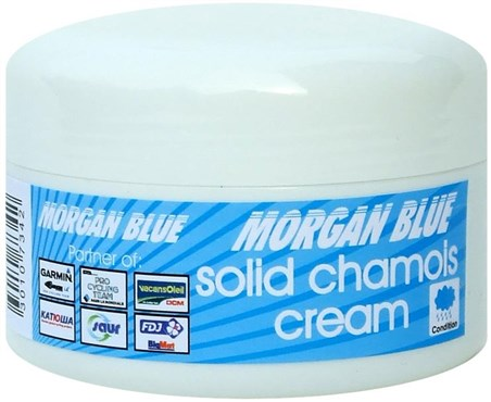 Image of Morgan Blue Chamois Cream Solid