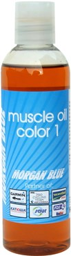 Image of Morgan Blue Muscle Oil Color 1