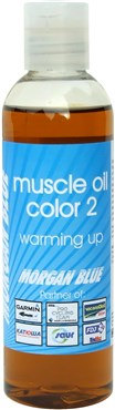 Image of Morgan Blue Muscle Oil Color 2