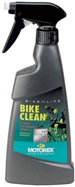 Image of Motorex Bike Cleaner With Trigger 500ml