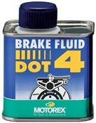 Image of Motorex Brake Fluid Dot4 250ml