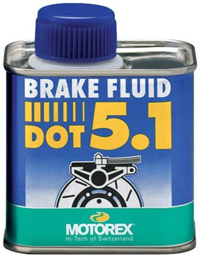 Image of Motorex Brake Fluid Dot5.1 250ml