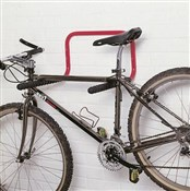 Image of Mottez 2 Bikes Fixed Wall Mount Storage Rack