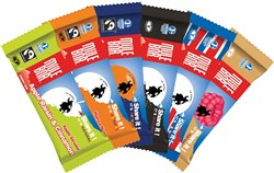 Image of Mulebar Energy Bar - Mixed Energy 6 Pack