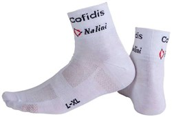 Image of Nalini Cofidis Cycling Socks SS16