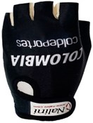 Image of Nalini Colombia Coldeportes Team Mitts Short Finger Cycling Gloves