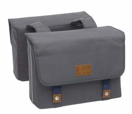 Image of New Looxs Cotton Mondi Double Pannier Bags