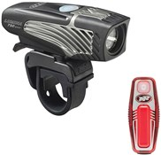 Image of NiteRider Lumina 750 Boost/Sabre 50 Combo USB Rechargeable Light Set
