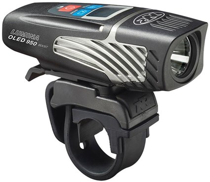 Image of NiteRider Lumina OLED 950 Boost USB Rechargeable Front Light
