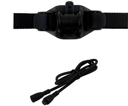 "Image of NiteRider MiNewt Helmet Mount Kit with 36"" Extension Cable"