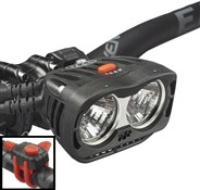 Image of NiteRider Pro 2800 Enduro Remote Rechargeable Front Light