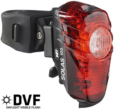 Image of NiteRider Solas 100 USB Rechargeable Rear Light