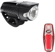 Image of NiteRider Swift 350/Sabre 50 Combo USB Rechargeable Light Set