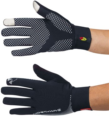 Image of Northwave Contact Touch Long Finger Gloves AW16