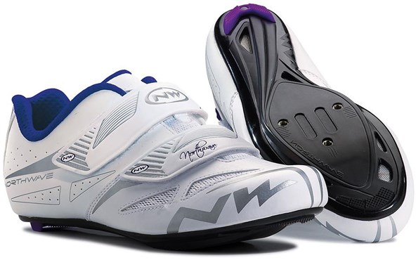 Image of Northwave Eclipse Evo Womans Road Shoe SS16