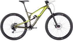 Image of Nukeproof Mega 290 Race 2017 Mountain Bike