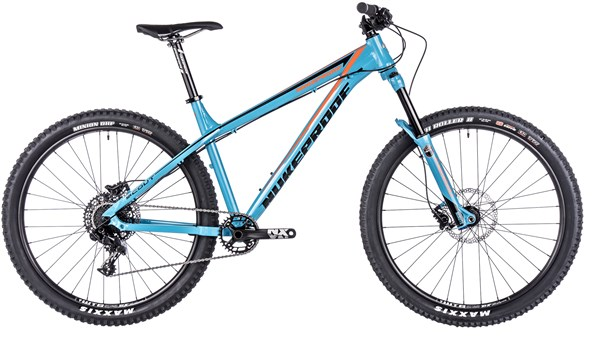 Image of Nukeproof Scout 275 Race 2017 Mountain Bike