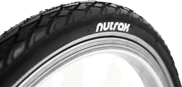 Image of Nutrak Siped Street 16 inch 1 3/8 Reflective Tyre with Puncture Breaker