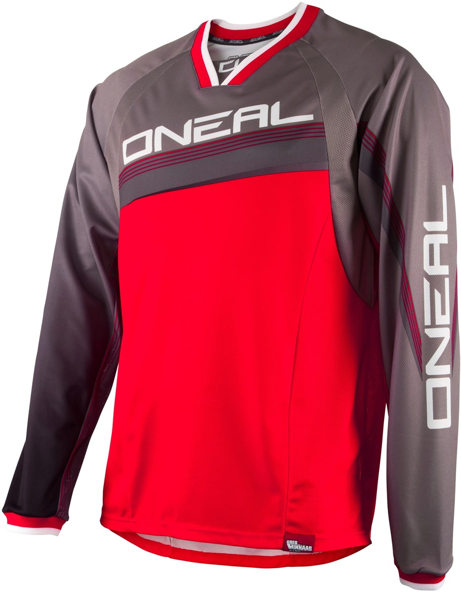 ONeal Element FR MTB Long Sleeve Cycling Jersey - Greg Minnar Edition SS16