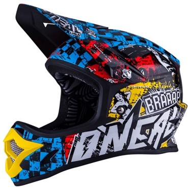 Image of ONeal Fury RL2 Evo Full Face Youth MTB Helmet 2016