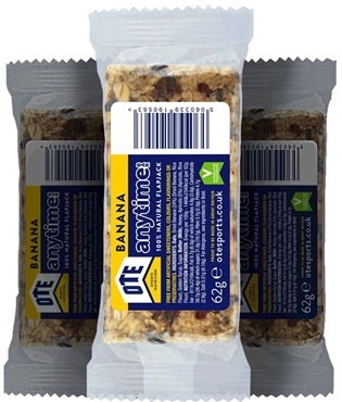 Image of OTE Anytime Bar - Pre-Workout Snack - 62g x Box of 24