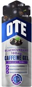 Image of OTE Caffeine 100mg Energy Gels - 56g Box of 20