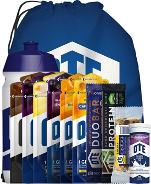 Image of OTE Starter Pack with 500ml Bottle - Tablets / Gels / Sachets / Bars