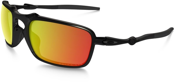 Image of Oakley Badman Polarized Sunglasses