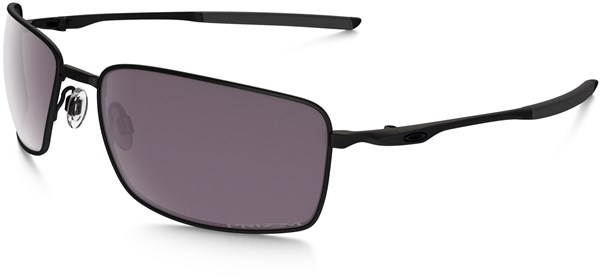 Image of Oakley Covert Square Wire Prizm Daily Polarized Sunglasses