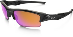 Image of Oakley Flak Jacket XLJ PRIZM Trail Cycling Sunglasses