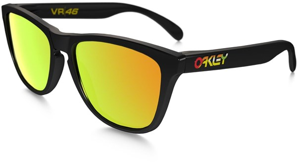 Image of Oakley Frogskin Valentino Rossi Signature Series Sunglasses