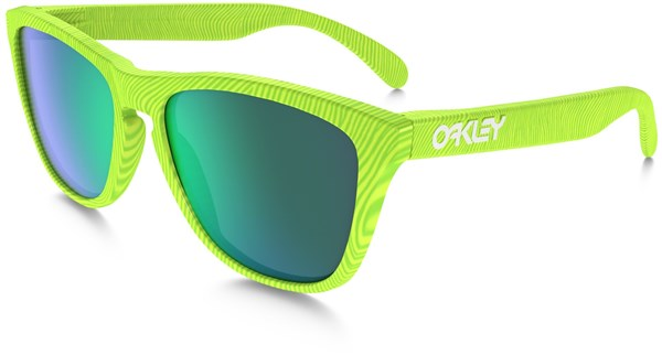Image of Oakley Frogskins Fingerprint Collection Sunglasses