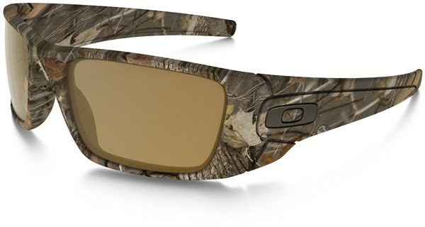 Image of Oakley Fuel Cell Polarized Kings Camo Edition Sunglasses