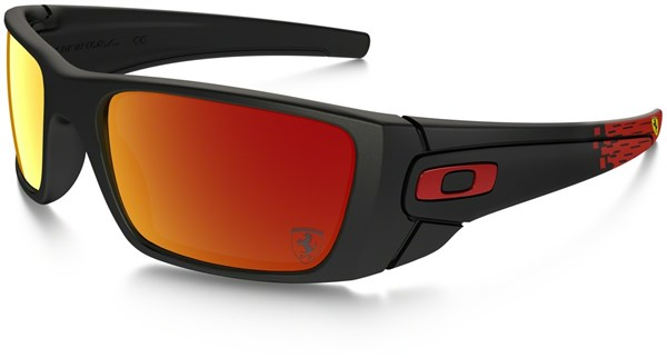 Image of Oakley Fuel Cell Scuderia Ferrari Collection Sunglasses
