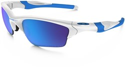 Image of Oakley Half Jacket 2.0 XL Polarized Fingerprint Collection Sunglasses