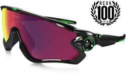 Image of Oakley Jawbreaker Cavendish Prizm Road Cycling Sunglasses