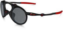 Image of Oakley Madman Scuderia Ferrari Collection Polarized Sunglasses
