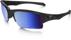 Image of Oakley Quarter Jacket Prizm Deep Water Polarized Youth Fit Sunglasses