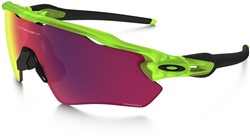 Image of Oakley Radar EV Path Uranium Collection Prizm Road Cycling Sunglasses