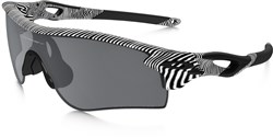 Image of Oakley Radarlock Path Polarized Fingerprint Collection Cycling Sunglasses