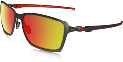Image of Oakley Tincan Carbon Scuderia Ferrari Collection Sunglasses