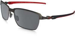 Image of Oakley Tinfoil Carbon Scuderia Ferrari® Collection Polarized Sunglasses