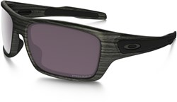 Image of Oakley Turbine Prizm Daily Polarized Woodgrain Collection Sunglasses