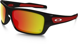 Image of Oakley Turbine Scuderia Ferrari Collection Sunglasses