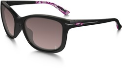 Image of Oakley Womens Breast Cancer Awareness Drop In Sunglasses