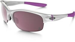 Image of Oakley Womens Commit Sq Breast Cancer Awareness Edition Sunglasses