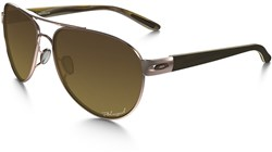 Image of Oakley Womens Disclosure Polarized Sunglasses